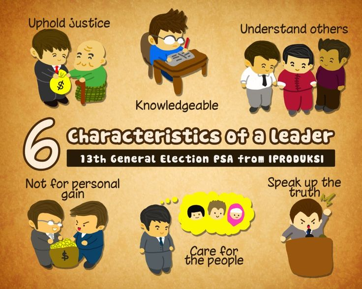 a study of leadership and the characteristics of a good leader This study was motivated by the premise that no nation grows further than the  quality of its educational leaders  good leaders are thus made, not born  is  determined by the leadership skills and characteristics of the leader.