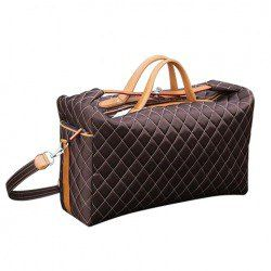 So sharp! $20.63 Casual Men's Briefcase With Checked and Small Size Design