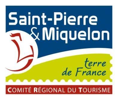 Logo du Comité régional du tourisme Saint-Pierre-et-Miquelon. ◆Saint-Pierre-et-Miquelon — Wikipédia http://fr.wikipedia.org/wiki/Saint-Pierre-et-Miquelon #Saint_Pierre_and_Miquelon