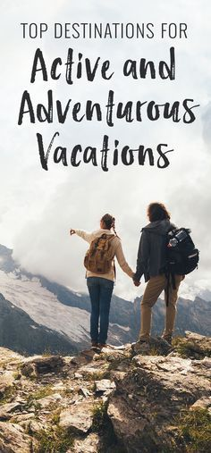 It's never too early to start planning spring and summer vacations. If you like the outdoors and binging on adventure, we have a few suggestions you like Ecuador's Galapagos Islands, Florida's Marco Island, Norway, Brazil and more.