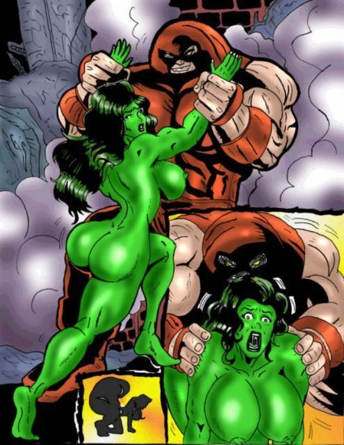She Hulk Fuck 113