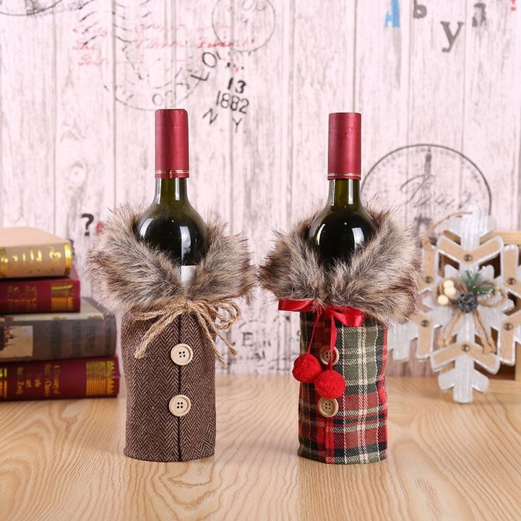 26++ Flasche als geschenk dekorieren ideen