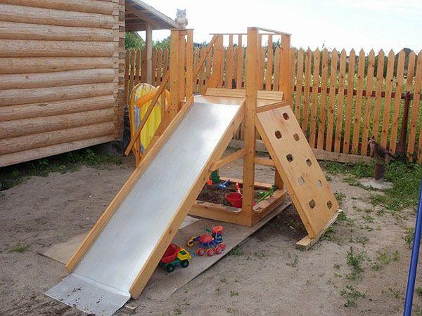 детские площадки для дачи своими руками фото - Поиск в Google