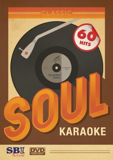 Classic Soul Karaoke DVD from SBI Karaoke