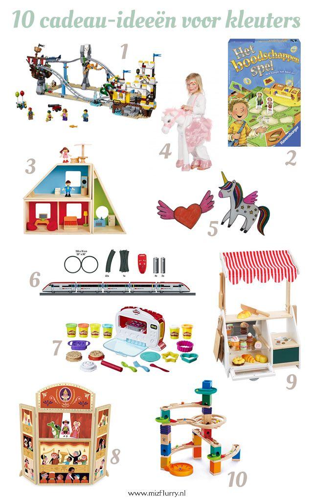Iets Nieuws Cadeautips voor baby's, peuters en kleuters | mizflurry.nl - Kids @BR07