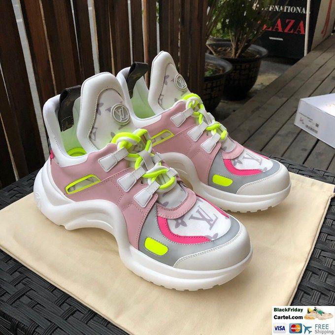 Louis Vuitton Archlight Sneaker 'Pink
