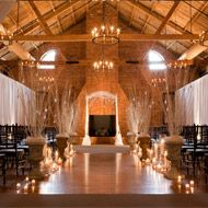 gorgeous - even to have for barn reception