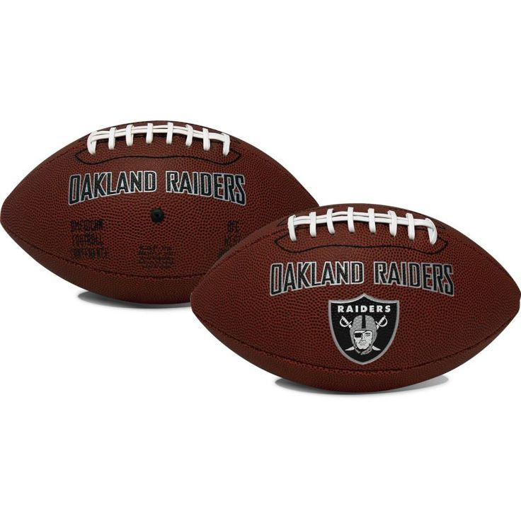 Rawlings Oakland Game Time Full-Size Football, Team