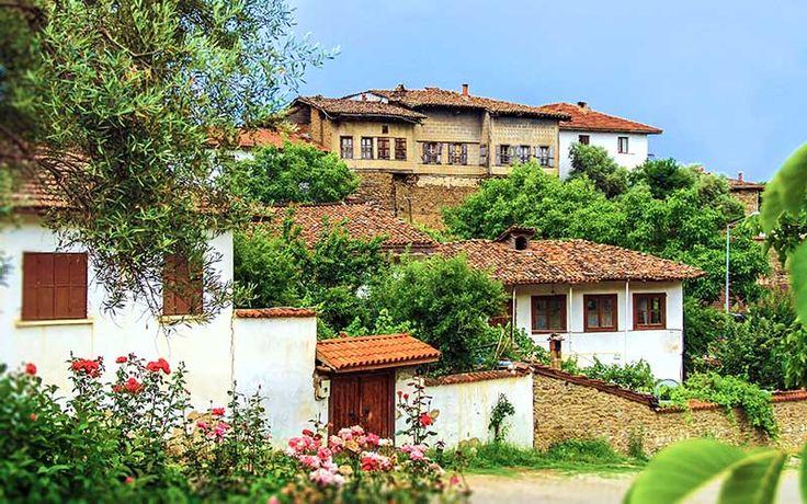Birgi, Ödemiş Ovası'nın yanı başında yükselen Bozdağ'ın güney yamaçlarında tutunmuş oldukça şirin bir köy. Artık Ödemiş'e bağlanarak mahalle olan Birgi...