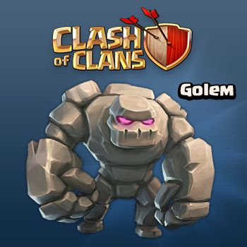 Clash of Clans Update April-with Golems, better Teslas and Leagues!