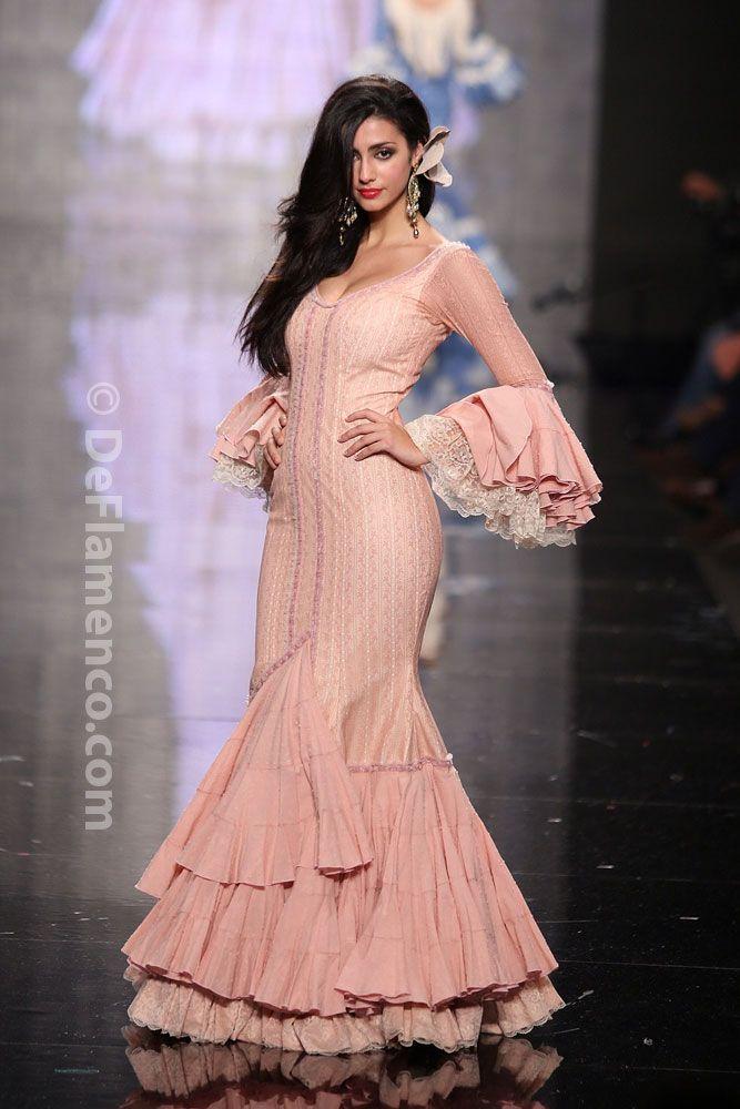 Fotografías Moda Flamenca - Simof 2014 - Aurora Gaviño 'Raiz Flamenca' Simof 2014 - Foto 11