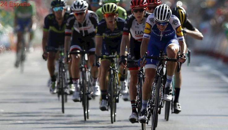 El polaco Marczynski se destapa y Chris Froome aguanta el liderato de la Vuelta