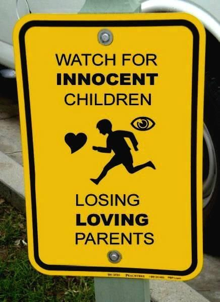 Watch for Innocent Children Losing Loving Parents. Family ...