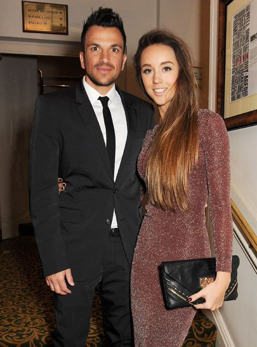 Peter Andre and Emily MacDonagh's romance in pictures - hellomagazine.com
