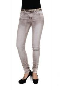 Grijze Skinny Jeans van Supertrash via Vimodos