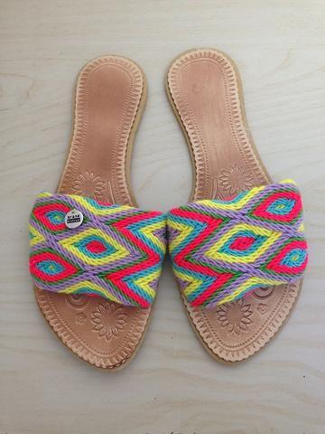 Morado Sandals
