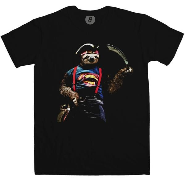 Inspired By The Goonies T Shirt - Sloth Sloth