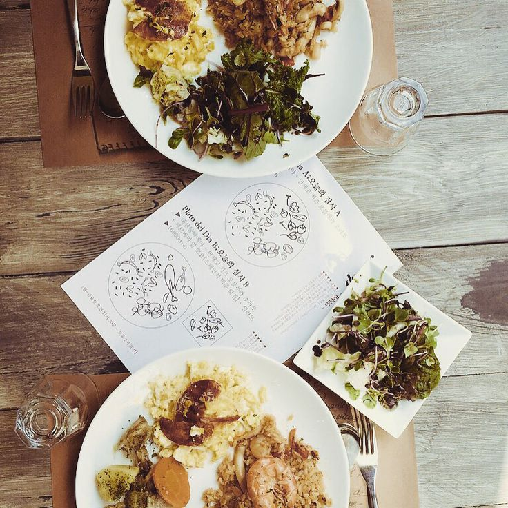 yshop#seoul#spanish deli#restaurant#food#plato del dia#lunch#branding#design