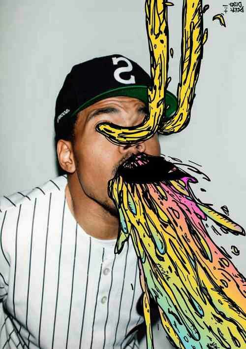 Chance The Rapper. Dope.