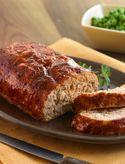 Biggest Loser 3-ingredient meatloaf.
