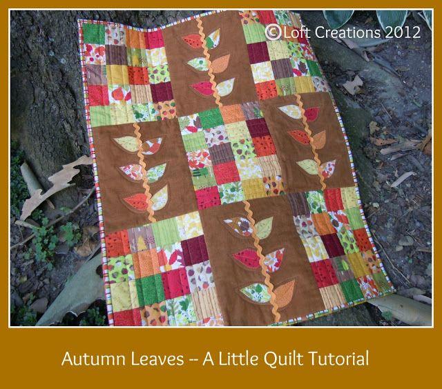 983 best FALL QUILT 1 images on Pinterest | Autumn quilts, Fall ... : free autumn quilt patterns - Adamdwight.com