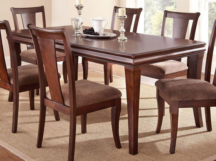 best Wood Frame Dinettes  on Pinterest  Dining table