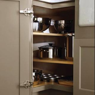 Alternative To Kitchen Corner Cabinet Kitchen Pinterest