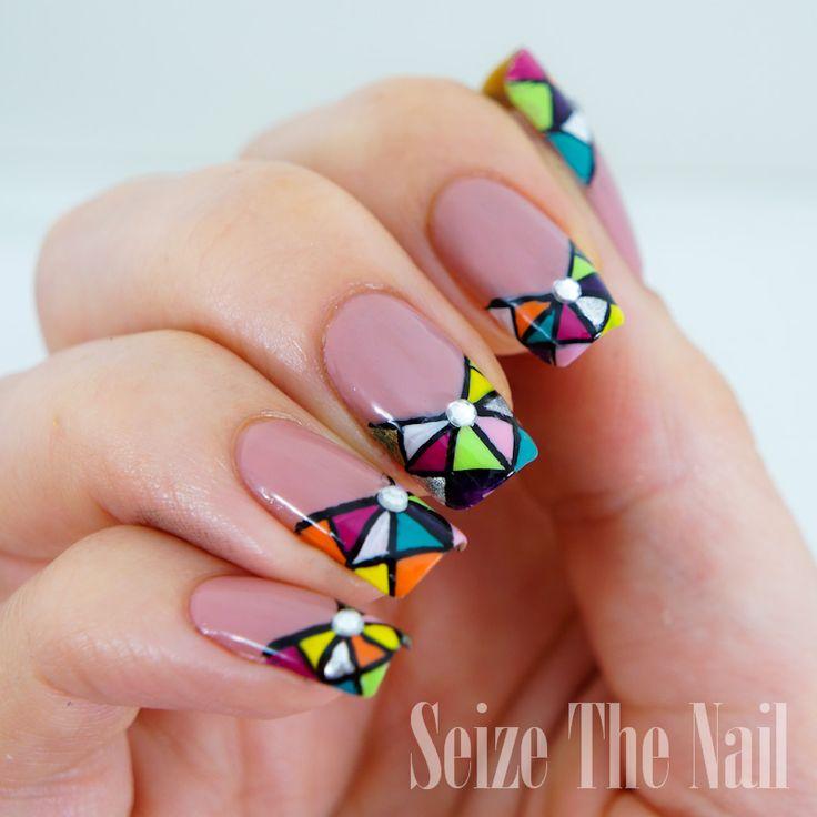 Cool Nail Art: Best 25+ Cool Nail Art Ideas On Pinterest