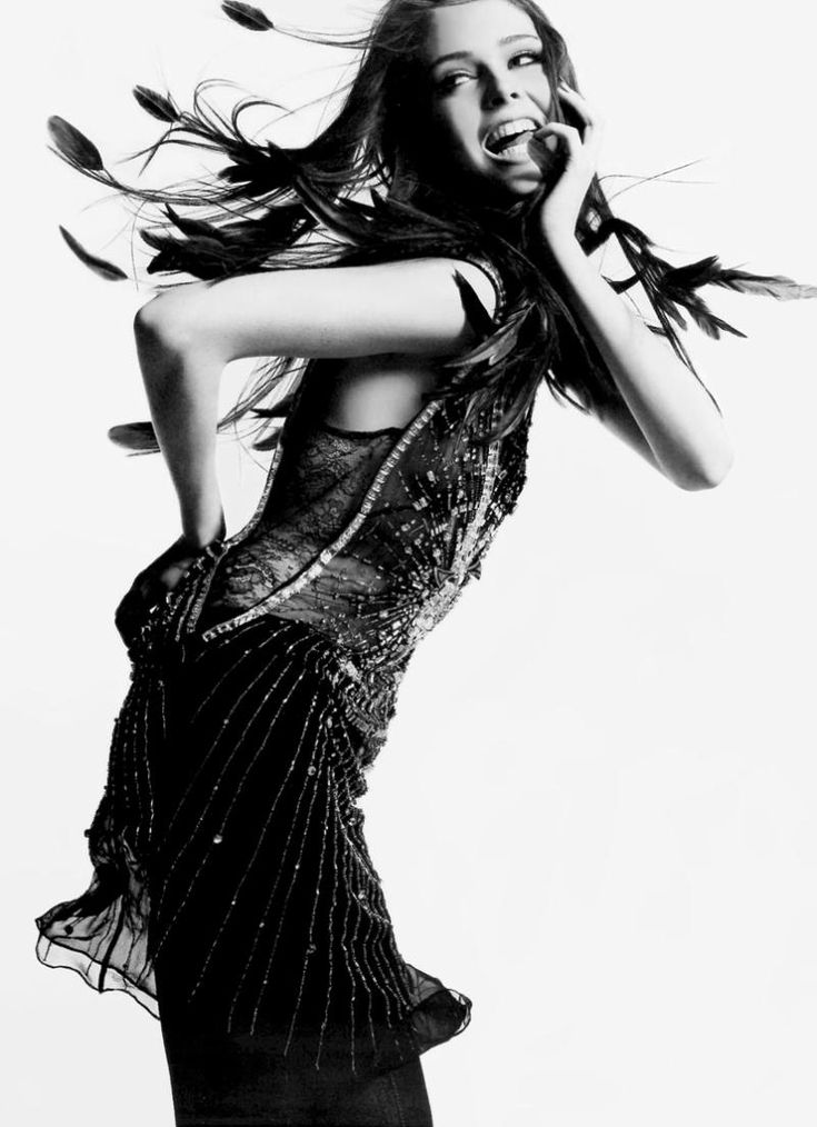 Coco Rocha photographed by Greg Kadel and styled by Samuel François in Numéro (Issue #81, March 2007)