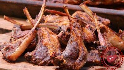 Chuletas de cordero a la brasa - Elplacerdelacarne.com: Recetas de Carnes