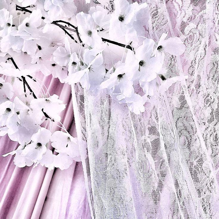 décoration mariage rose pastel