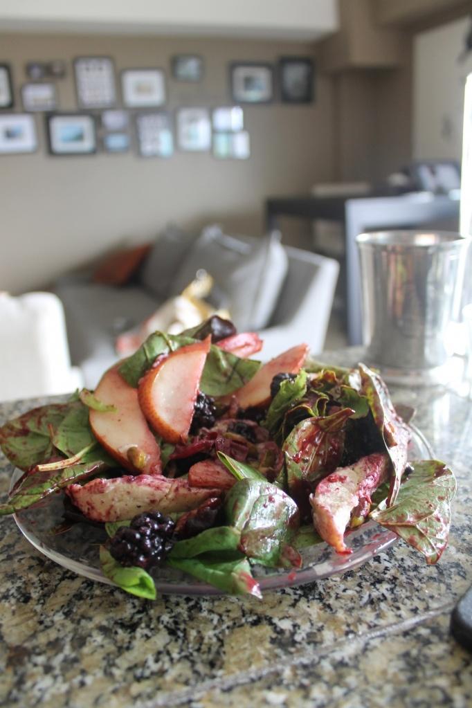 Recipe: Post-Whole 30 Salad