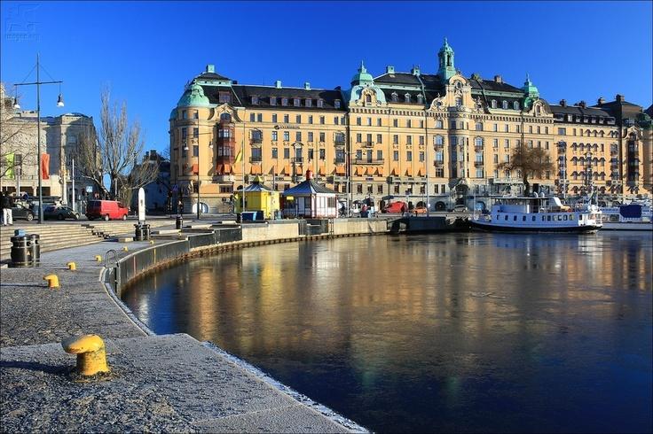 Nybroviken - Stockholm - Sweden