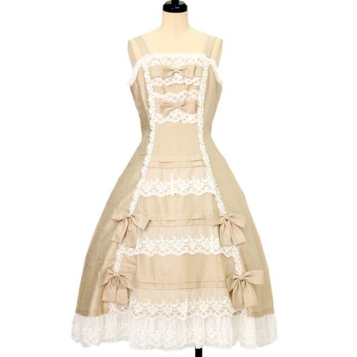 ♡ Juliette et Justine ♡ La Robe antique de la Pupe http://www.wunderwelt.jp/products/detail12979.html ☆ ·.. · ° ☆ How to order ☆ ·.. · ° ☆ http://www.wunderwelt.jp/user_data/shoppingguide-eng ☆ ·.. · ☆ Japanese Vintage Lolita clothing shop Wunderwelt ☆ ·.. · ☆