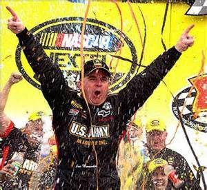 Joe Nemechek's 2004 win at Kansas