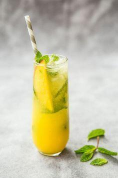Mango Gin Mojito