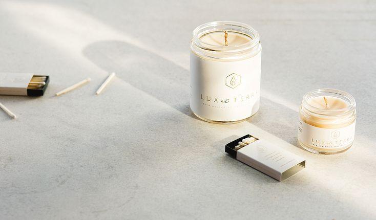 """다음 @Behance 프로젝트 확인: """"Lux et Terra Branding, Packaging & Website Design"""" https://www.behance.net/gallery/58071715/Lux-et-Terra-Branding-Packaging-Website-Design"""
