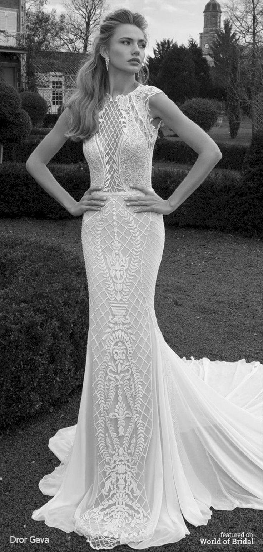 Spectacular The best Inbal dror wedding dress ideas on Pinterest Inbal dror Israeli wedding dress designer and Backless wedding