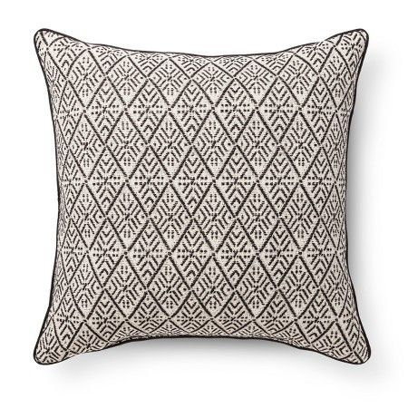 www.target.com p black-diamond-oversized-throw-pillow-threshold - A-51355928