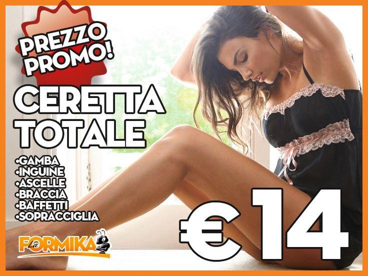 MAXI OFFERTA COUPON: CERETTA TOTALE - Promo a soli € 14!!!  #lodi #Coupon #laformika #Crema  Coupon Sconti Lodi  Coupon Sconti Crema