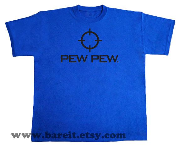 Pew Pew Gun/Phaser/Blasters First Person Shooter Games by bareit, $20.00