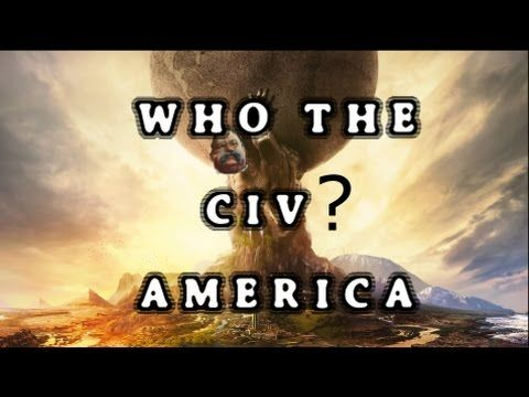 Who the Civ? - Taking a look at the historical background to America's unique abilities in Civ 6 #CivilizationBeyondEarth #gaming #Civilization #games #world #steam #SidMeier #RTS