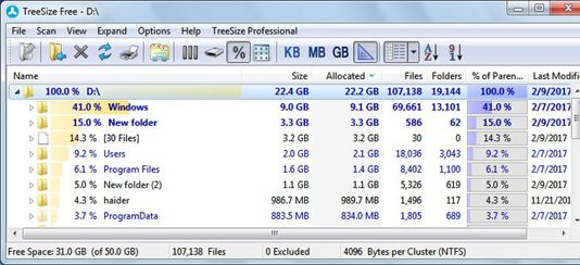 Disk savvy,WinDirStat, SpaceSniffer, TreeSize, GetFoldersize, JDiskReport, Disk space analyzer, Windows 10 Disk space analysis, Disk Space, windows 1