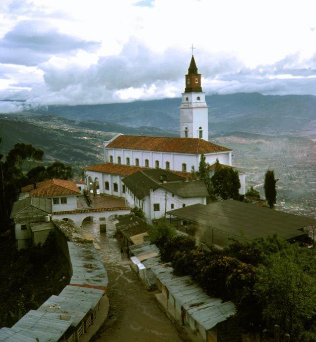 santa fe de bogota colonial | Opiniones de Santa Fe (Bogotá)