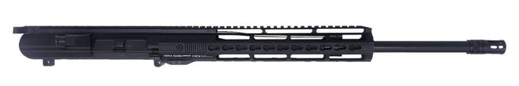 "AR-10 COMPLETE UPPER ASSEMBLY W BCG & CHH - 18"" / .308 WIN / 15"" HERA ARMS KEYMOD AR-10 HANDGUARD / RAIL"