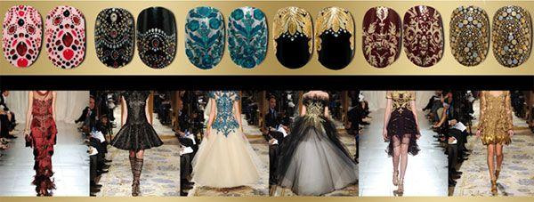 Le unghie diventano protagoniste dell'alta Moda con Revlon e Marchesa. Scopri i 6 adesivi in 3D per copiare le modelle e per essere all'ultima moda.http://www.sfilate.it/206376/alle-sfilate-parigi-le-unghie-colorano-3d