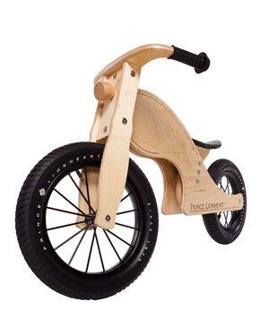 Prince Lionheart 'Chop' Balance Bike