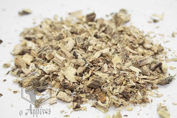 Greek dried Althaea officinalis common marshmallow by Armenos