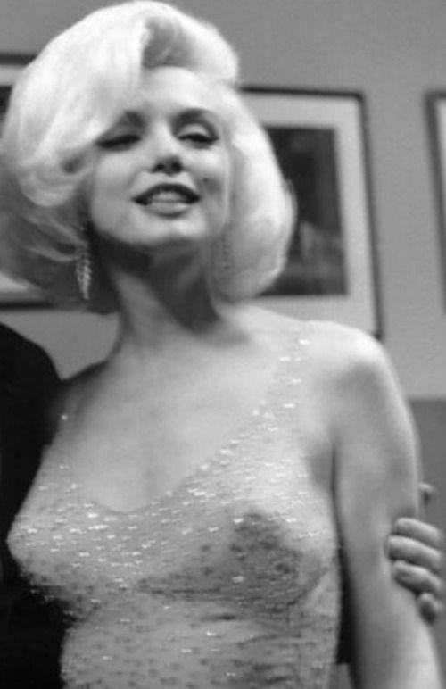 Monroe kennedy orgies mistaken