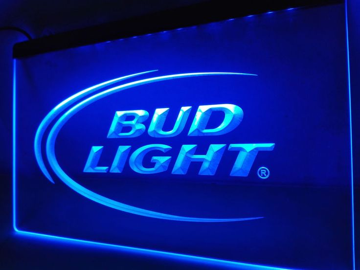 Bud Lite Beer Bar Pub Club Logo LED Neon Light Sign home decor crafts